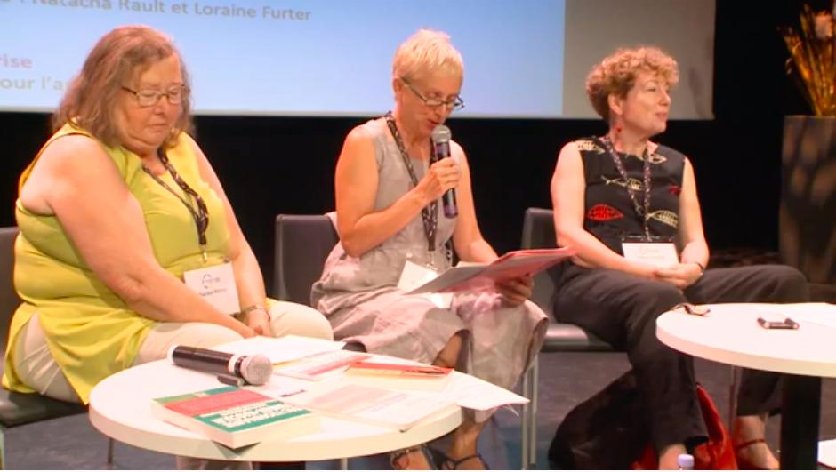 Conférence sur le langage épicène – Wikiconvention